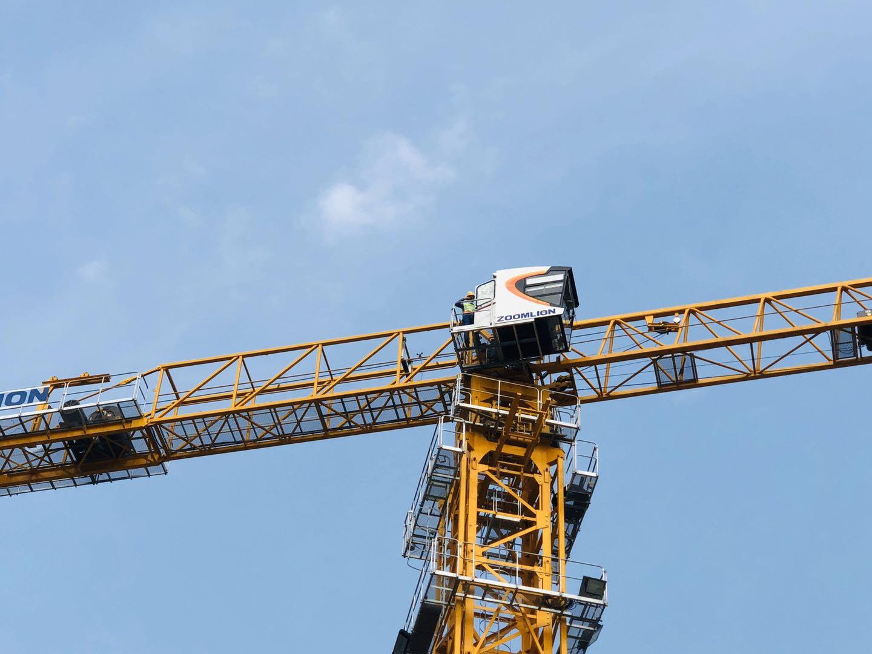 这个租赁住房项目已经复工,预计3月初虹桥商务区绝大部分工地都能顺利复工