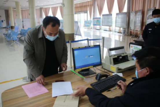 """河南省辉县市交警大队车管所 """"疫情""""期间恢复部分车驾管现场业务"""