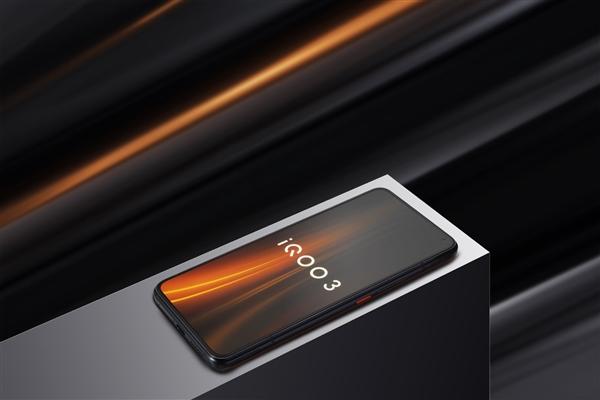 千机千面 iQOO 3的颜值巅峰:拉力橙配色高清图赏