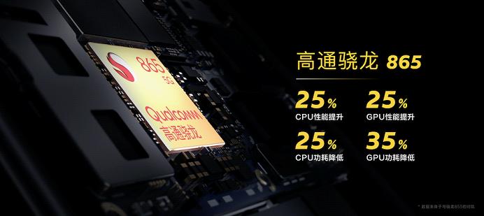 标配骁龙865+UFS 3.1+LPDDR5  全新iQOO 3正式发布