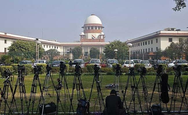 印度最高法院(图:NDTV)