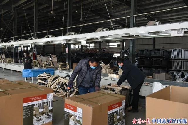 河南平舆有序有力组织企业复工复产
