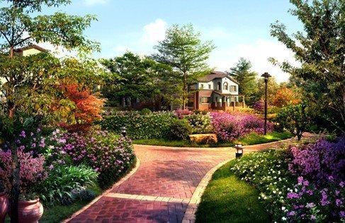 大师眼里的园林 龙湖建筑的本质生活