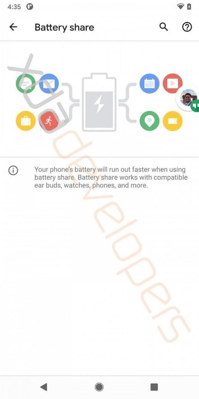 谷歌Pixel 5具备反向无线充电功能