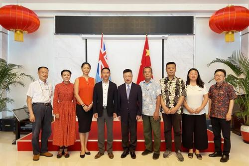 斐济华侨华人、中资机构积极支援中国抗击疫情