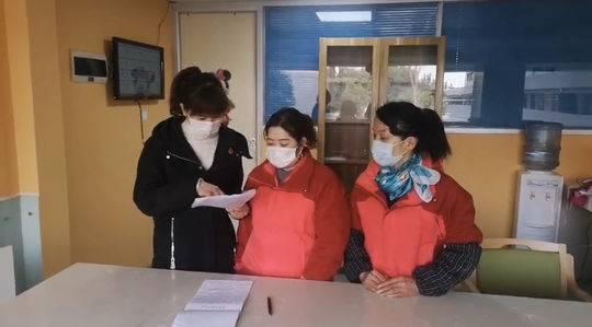 福利院战疫女神黄兰:连续工作27天 陪伴200多位老人度过难关