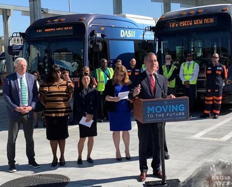 新能源汽车本土化生产成关键!比亚迪拿下美国最大纯电动巴士订单