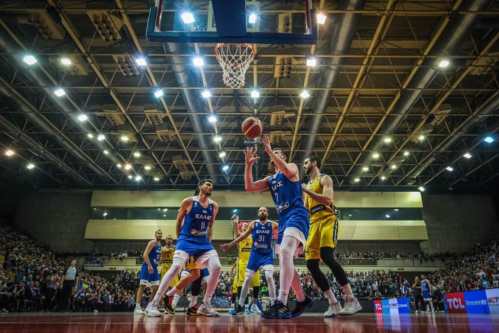 2021年男篮欧锦赛预赛波黑惜败希腊