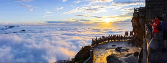 今年内湖南南岳衡山景区将对医护免费,疫情后对湖北游客半价图片