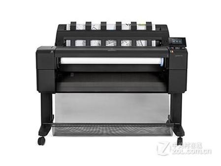 色彩出众惠普T930大幅面打印机太原促