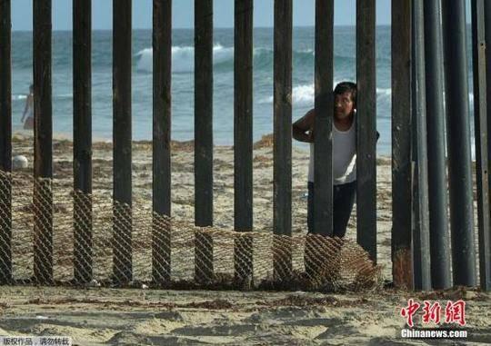 美国边境巡逻员射杀墨西哥少年 家属提诉讼被驳回
