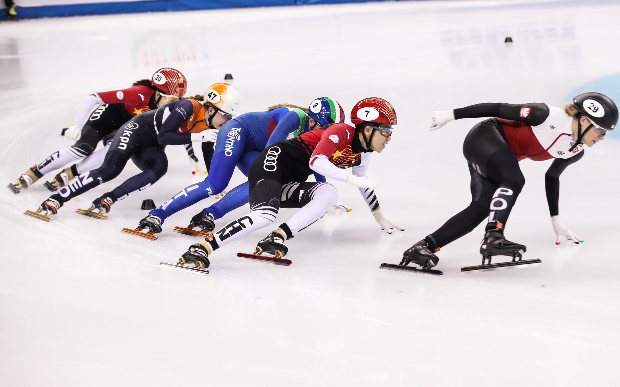 短道速滑世锦赛将延期。图/Osports