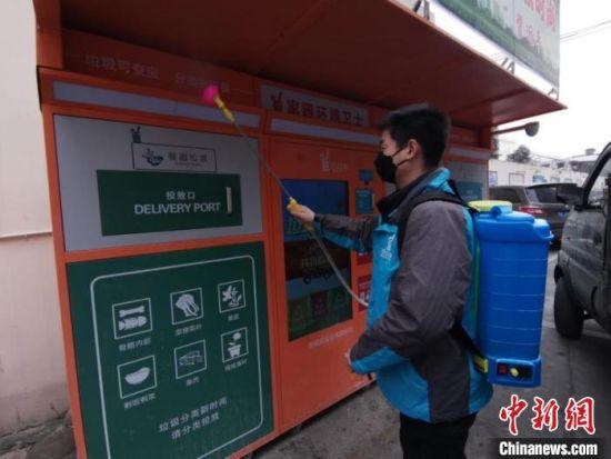 成都再生资源回收行业有序复工 智能回收柜等成主要回收方式