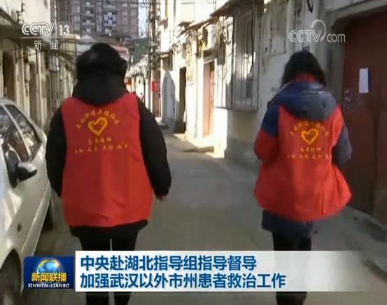 中央赴湖北指导组指导督导加强武汉以外市州患者救治工作图片
