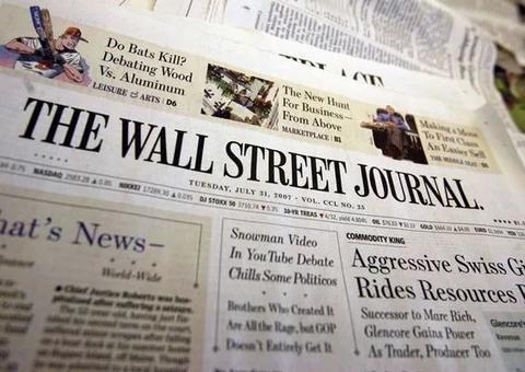 华尔街日报高层给中方写了第二封信,承认了这些