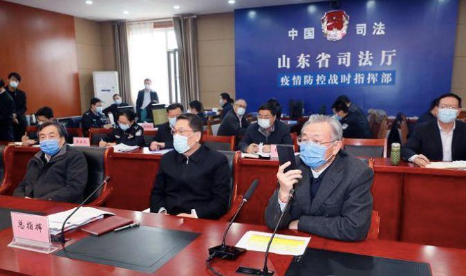 山东书记刘家义视频查看监狱:要严肃纪律,决不可麻痹懈怠、大而化之、作风飘浮图片