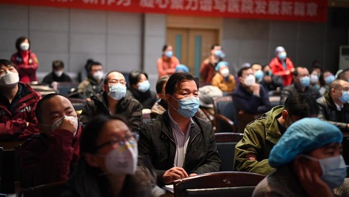 专家齐聚金银潭医院,就前三例新冠遗体病理检验展开头脑风暴
