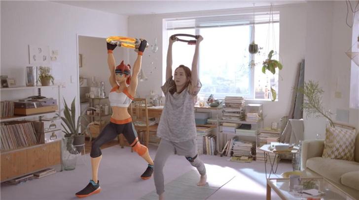 新垣结衣玩的健身环爆炒到1400元,堪比全新任天堂Switch Lite