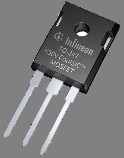 英飞凌650V CoolSiC MOSFET系列为更多应用带来最佳可靠性和性能水平
