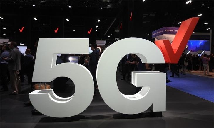 摩托罗拉手机测试,美国Verizon携手三星高通实现5G现网4.2Gbps峰值速度