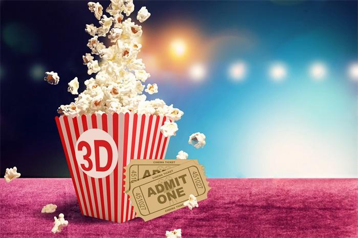 """在家看电影也有可乐爆米花!阿里影业携手饿了么开启""""影院外卖"""""""