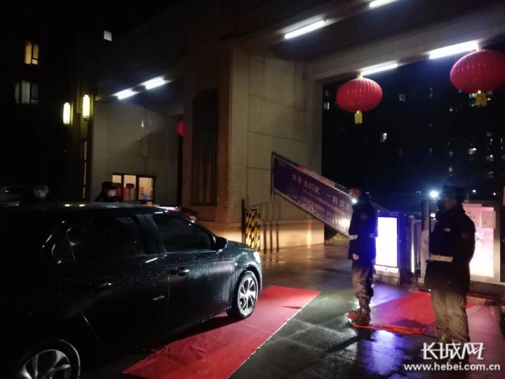 【基层防疫实录】石家庄市新华区:一次难忘的雨夜巡查