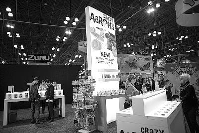 """美国玩具展本周在纽约开展 最大玩具生产国中国""""缺席"""""""