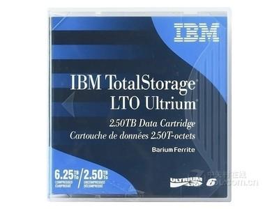 IBM LTO6 RW磁带(00V7590)限时特惠260