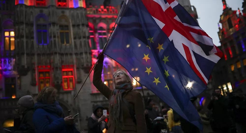 英欧自贸谈判下周启动 欧盟劝英国尊重脱欧协议法案
