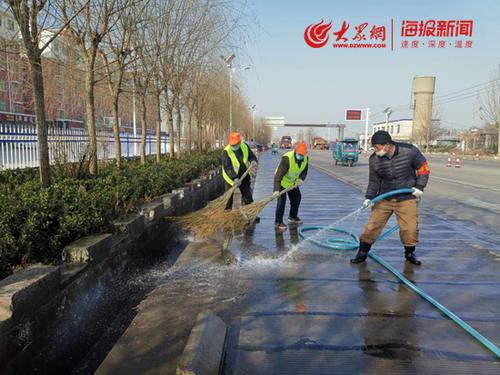 临淄区皇城镇:大力推进路域综合治理提升镇域环境颜值