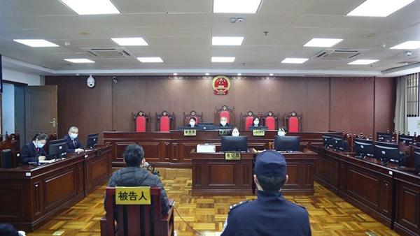 广东男子假借卖口罩诈骗41万多,一审被判8年并处罚金8万图片