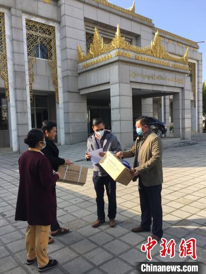 云南每天发布7种语言疫情动态 目前无外籍人士感染图片