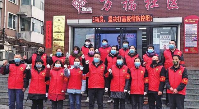 疫情防控战场上,长春市党员干部在行动