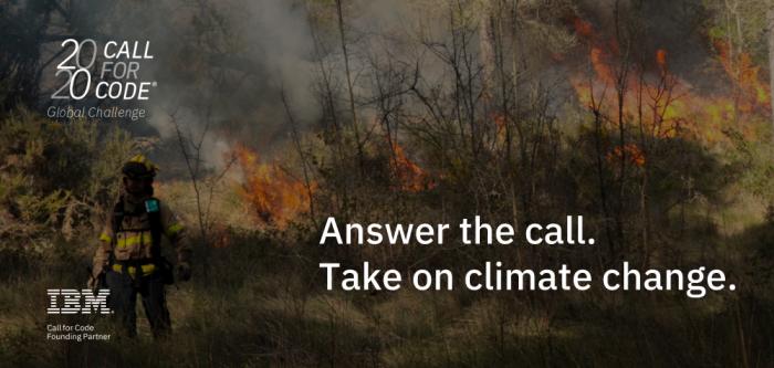 IBM支持的全球代码挑战赛关注气候变化