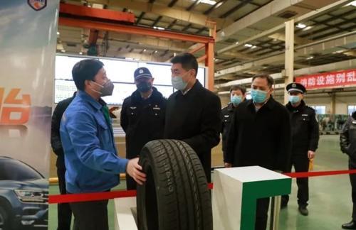 东营公安:主动作为、精准发力倾力服务保障企业复工复产