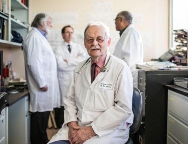 前加拿大总理的弟弟在中国研究抗新冠病毒药物