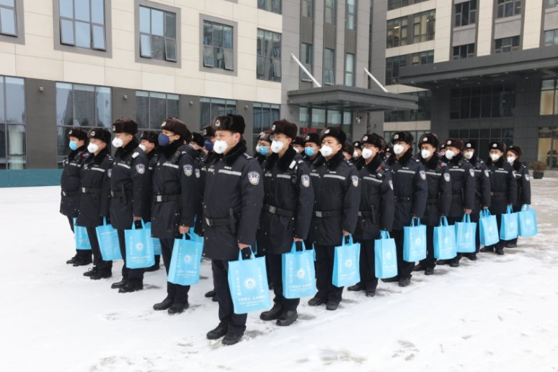 北京通州防疫处突小分队一个月劝教三百余人图片