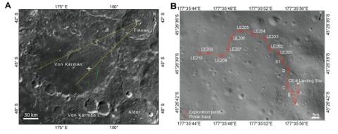 中国科学家首次揭开月球背面地下浅层结构面纱