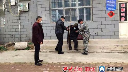 暖心!东阿县刘集镇:疫情期间助走失老人平安回家
