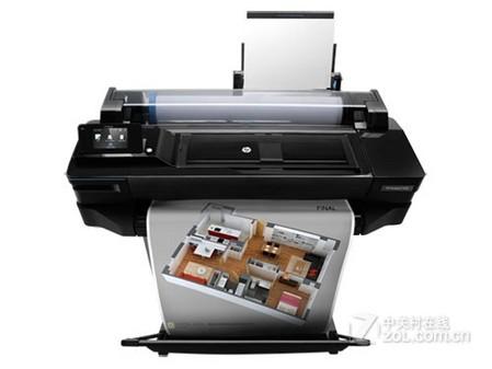 打印头超长耐用HP T520 36英寸 e