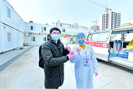 贵州医疗队援鄂30日 尽锐出战日夜鏖战只为抢救更多生命