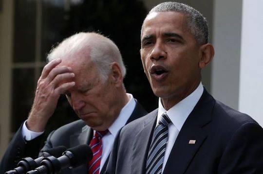 讲话声音被特朗普支持者放进广告攻击拜登 奥巴马急了