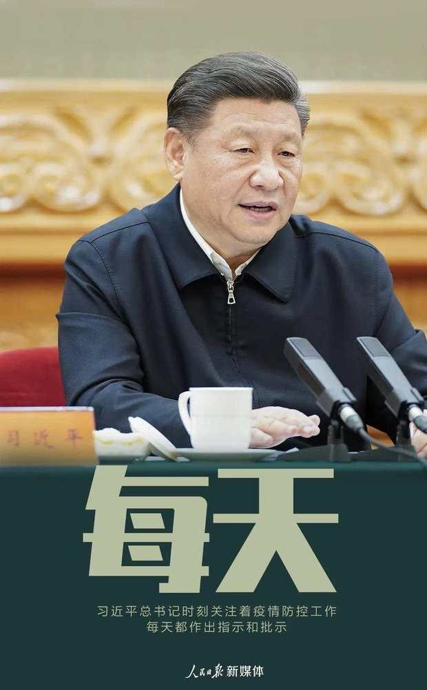"""世界眼中的中国战""""疫""""图片"""