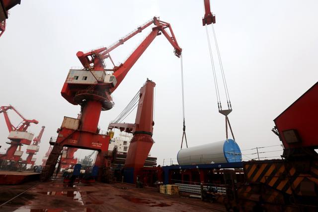 """大丰海港集团多板块联动 吹响复工复产""""集结号"""""""