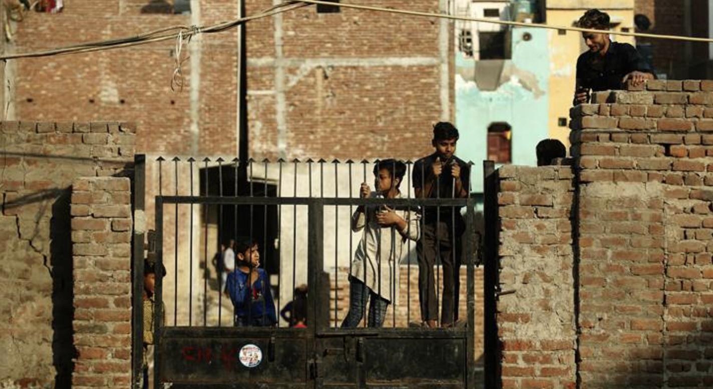 受暴力事件影响的地区(印度快报)