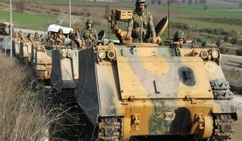 土耳其33士兵遇袭身亡,官员称已无力负担难民,将放入欧洲