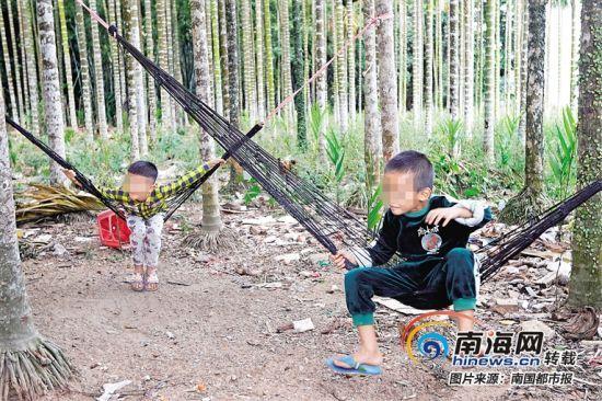 屯昌两名男童被诱骗失联10小时 孩子讲述被骗过程
