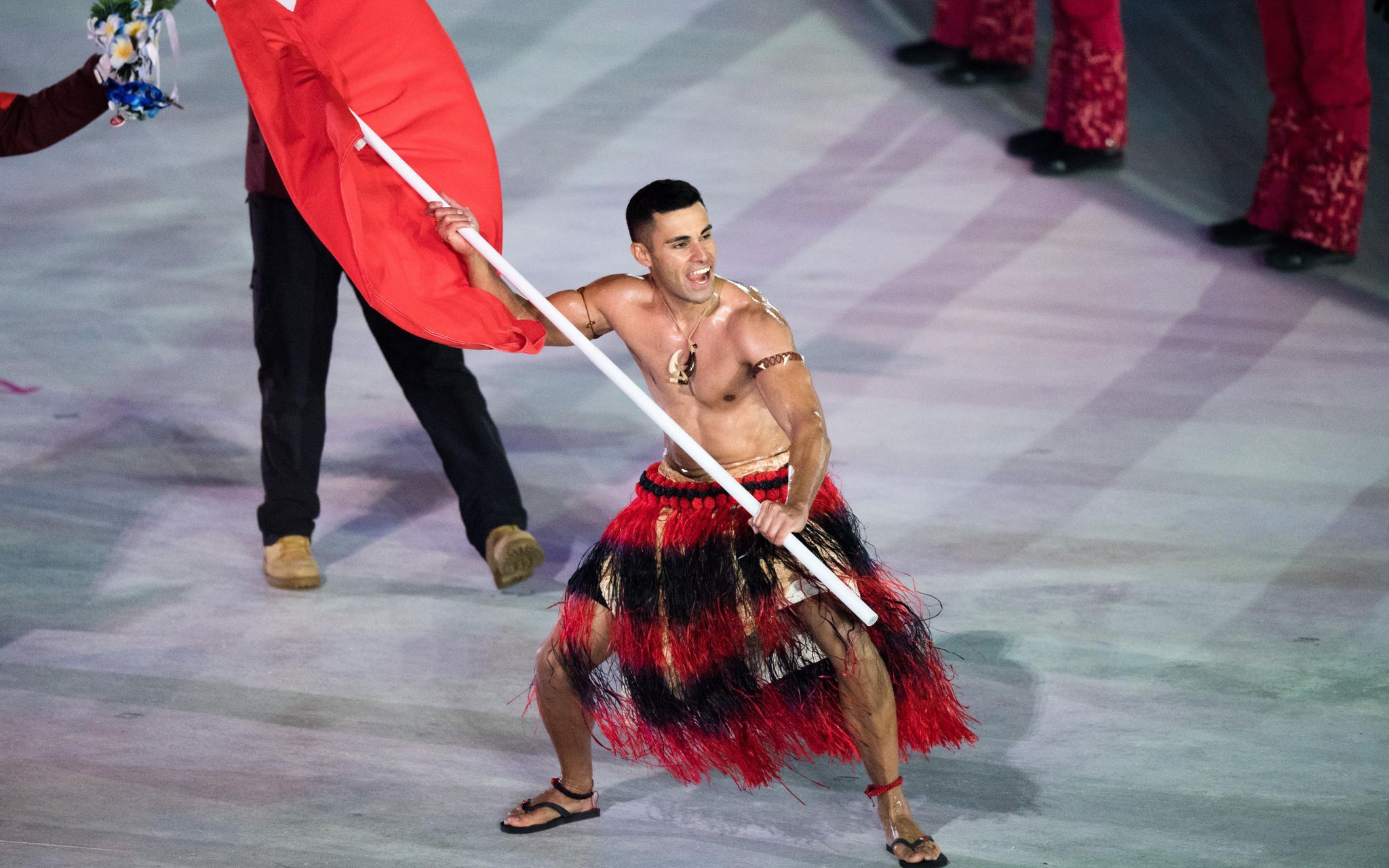 汤加小哥今又来!东京奥运会他会怎么入场?图片
