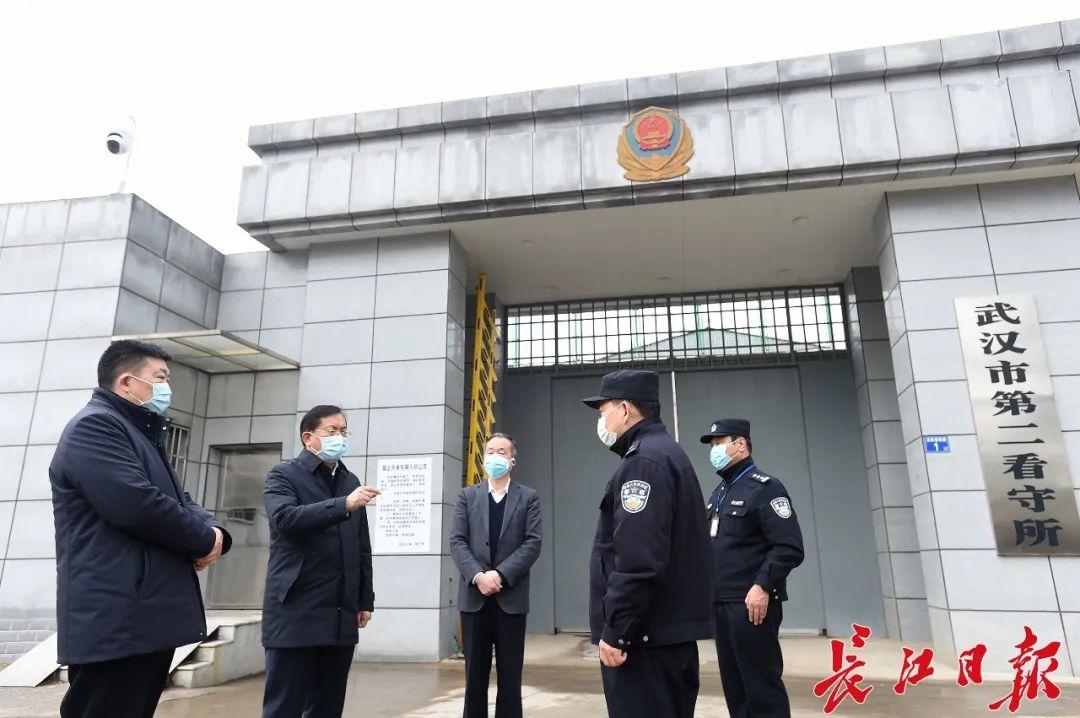 王忠林要求:履行属地责任,安排专门医院逐一对口养老院图片