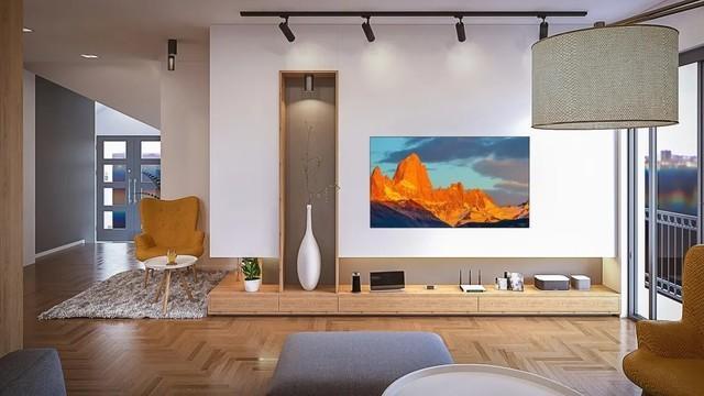 是电视更是艺术!OLED电视带你走进大千世界